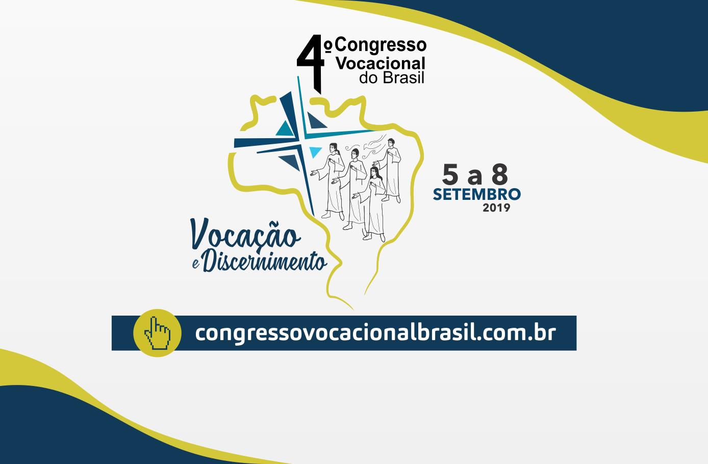 Aconteceu em Aparecida o 4º Congresso Vocacional do Brasil